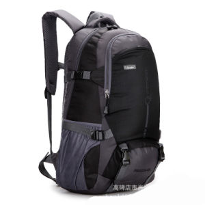 Factory Wholesale Outdoor Mountaineering Leisure Travel Waterproof Breathable Backpack pictures & photos