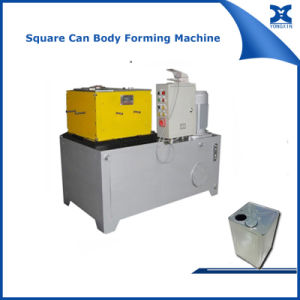 18L Square Oil Tin Can Making Production Line pictures & photos