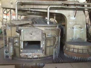 Produced in Xian 15t Electric Arc Furnace