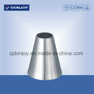 DIN Standard Stainless Steel Sanitary Welded Concentric Reducer (40065) pictures & photos