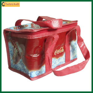 Full Colors Printing Laminated Non Woven Cooler Bag (TP-CB274) pictures & photos