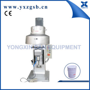 Automatic Tin Can Sealing Machine of Paint Pail Can pictures & photos