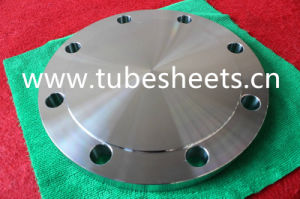 China Factory Brass Alloy Wind Tower Blind Flanges for Heat Exchanger pictures & photos