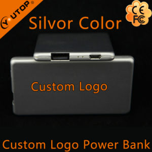 Super Slim Power Bank for Mobilephone Promotion Gifts pictures & photos