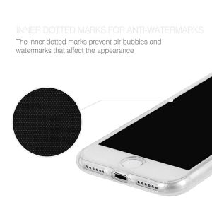 Clear All Round Full Body Coverage Soft TPU Phone Case for iPhone 7 pictures & photos