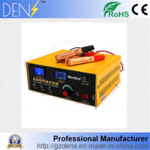 Intelligent 12V/24V 200ah Battery Charger with LED Display pictures & photos