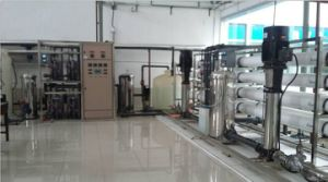 Borehole Salty Water Treatment System Industrial RO Plant pictures & photos