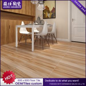 Foshan Juimsi porcelain Wood Look 600*600mm Rustic Flooring Tile pictures & photos