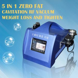 Professional 5 in 1 Ultrasonic Cavitation Slimming Machine pictures & photos