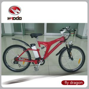 Wholesale Rear Motor 26′′ Mountain E-Bike pictures & photos