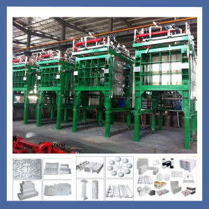 Fully Automatic EPS Foam Packing Machine/EPS Shape Moulding Machine pictures & photos