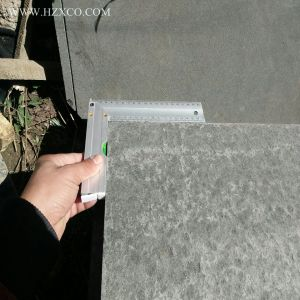 Polished Mongolia Black Paving/Stone/Flooring/Slabs/Tiles Black Granite/Basalt pictures & photos