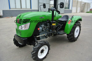 Suyuan Sy-354D 4WD Agricultural Farm Wheeled Tractor pictures & photos