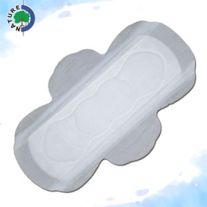 350mm Overnight Economic Color Soft Care Anion Sanitary Towel pictures & photos