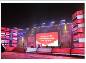 P8 LED Video Display for Outdoor Stage Digital Media pictures & photos