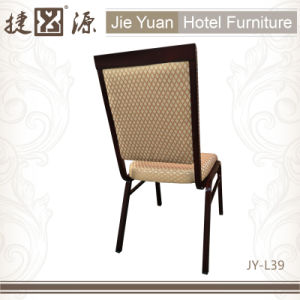 Aluminum Padded Stacking Banquet Chairs (JY-L39) pictures & photos