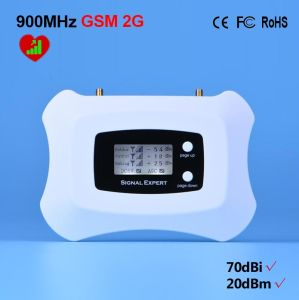 Full Intelligent + Yagi Antenna GSM 900MHz Mobile Signal Booster 2G Cell Phone Signal Repeater/Amplifier pictures & photos