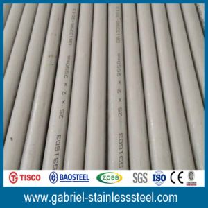 Duplex 202 Seamless Stainless Steel Pipe Price pictures & photos