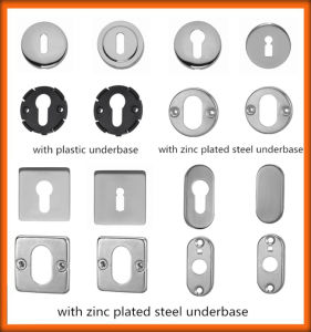 China Hardware Market Modern Square Door Handles pictures & photos