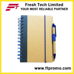 Promotional Gift Notebook with Designed Logo pictures & photos