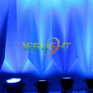 Outdoor LED Stage PAR Light 3W*36PCS RGB with Ce, RoHS Certificate pictures & photos