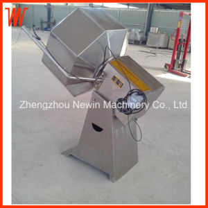 Professional Potato Chips Seasoning Machine with Auto Discharge Material pictures & photos