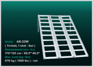 ESWN Quick Ramp (AR-32W)
