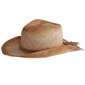 Fashion Cowboy Straw Hat (OKM15-032) pictures & photos