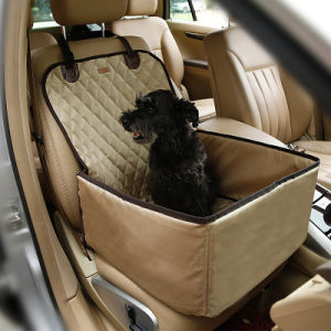 Waterproof Dog Bag Pet Booster Seat Cover for Travel pictures & photos
