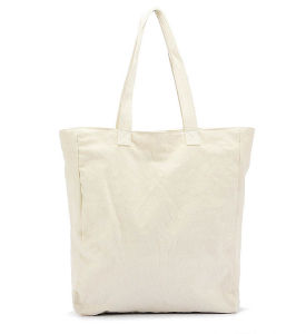 Women Handle Cotton Tote Bag pictures & photos