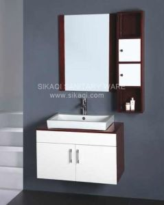 PVC Bathroom Cabinet of Factory Sales. pictures & photos