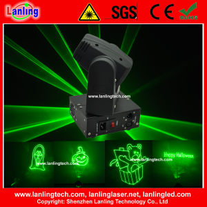 New Mini Disco Moving Head Animation Laser Light pictures & photos