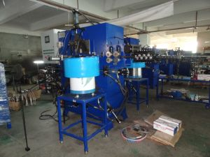 Hydraulic Pail Handle Bending Machine pictures & photos