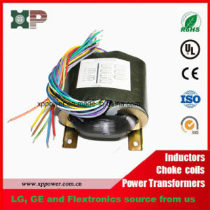 SGS/ISO Certificate Signal Phase R Type Iron Core Power Transformer pictures & photos