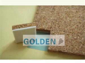 Gd-G2 Glass Separator / Protection Cork Pads with Sponge