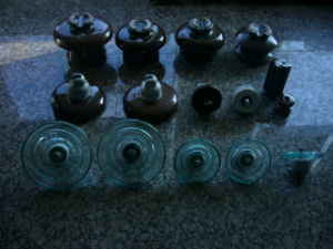 High Voltage Glass Insulator, Porcelain Insulator pictures & photos