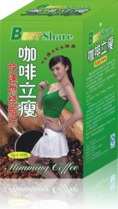 75g Best Share Green Diet Coffee Slimming pictures & photos