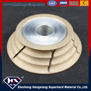 Stable Quality and High Efficiency 3og Types Diamond Grinding Wheel pictures & photos