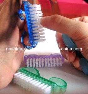 Plastic Mini Nail Brush (SD9597)