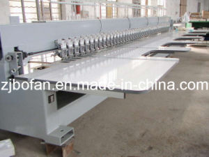 445 Flat Computerized Embroidery Machine for Sale pictures & photos