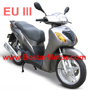125CC/150CC EEC(EU3) Gas Scooter