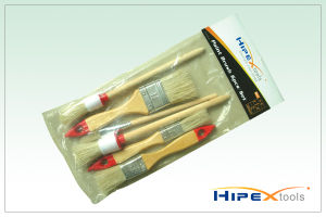 6PCS Paint Brush Set with Wooden Hande pictures & photos