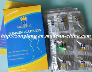 Majestic Natural Herbal Weight Loss Capsule pictures & photos