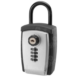 Keyless Hardware Combination Lock Storage Security with Vinyl Coated Shackle pictures & photos