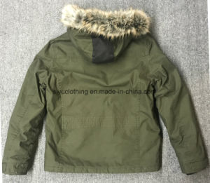 Hot Seal Men Woodland Waterproof Winter Short Jacket High Quality pictures & photos