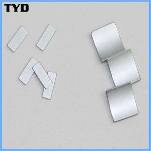Grade N42 Sintered NdFeB Permanent Magnet Arc