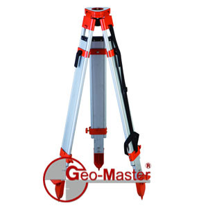 Surveying Tripod Aluminum Tripod: Ultra Heavy-Duty: Gm-Jj14f1 pictures & photos