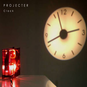 Projection Clock (S-118) pictures & photos