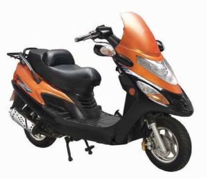 Gas Scooter (BD125T-4A-II)