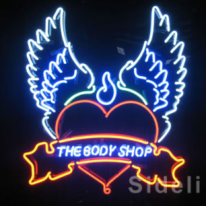 The Body Shop Neon Sign (SDL-124)